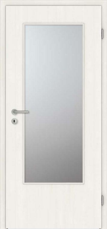 CPL Authentic Bianco Design Aufrecht mit Lichtausschnitt