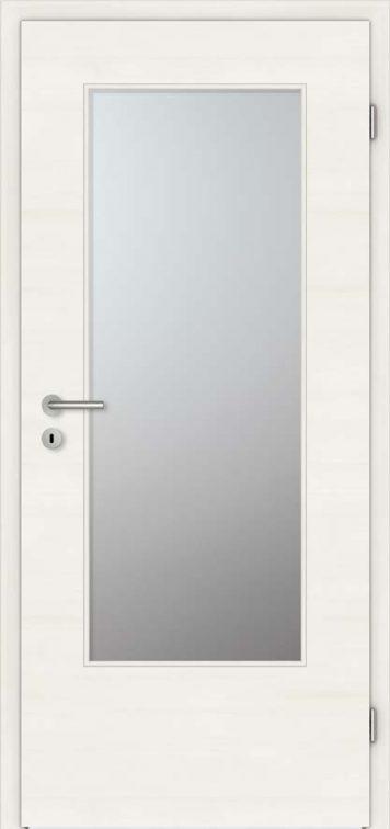 CPL Authentic Bianco Design Quer mit Lichtausschnitt