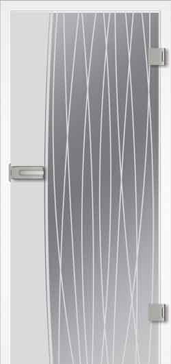 Accordia Ganzglas Tür