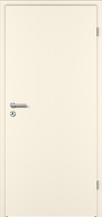 CPL Premium Struktur Weiß Dekor Aufrecht